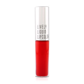 Eglips Lively Liquid Lipcolor #Aurora Red