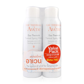 แพ็คคู่ Avène Thermal Spring Water 150mlx2