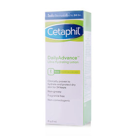 Cetaphil DailyAdvance Ultra Hydrating Lotion For Dry To Very Dry Skin 85g