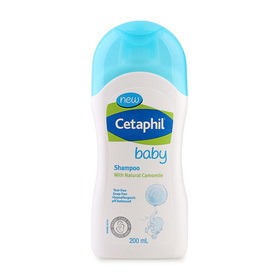 Cetaphil Baby Shampoo With Natural Camomile 200ml