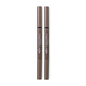 ซื้อ 1 แถมฟรี 1 Bisous Bisous Eyebrow Expert Shaping & Defining #2 Dark Brown