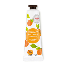 The Saem Hand Clean Gel 15ml #Sugar Peach