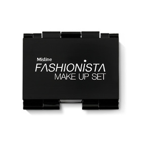Mistine Fashionista Make up Set #02 Brown