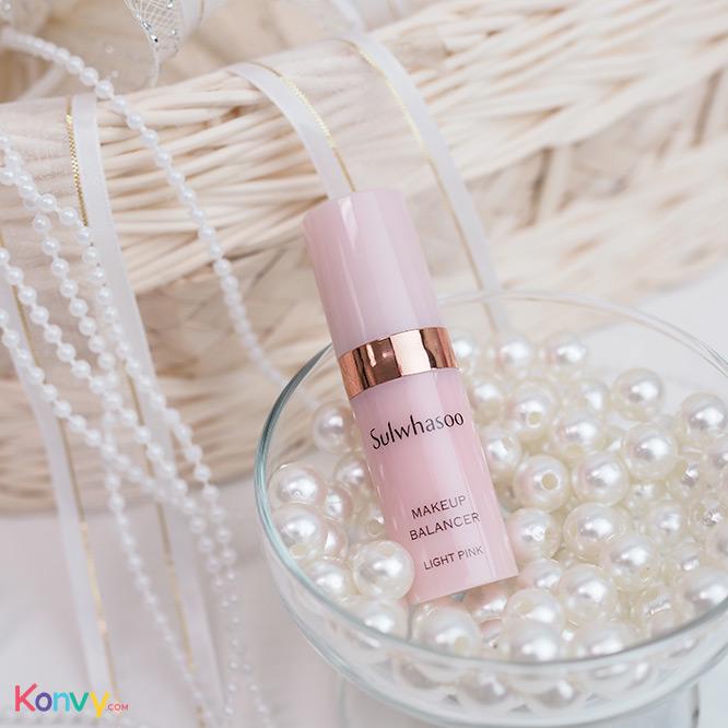 Sulwhasoo Makeup Balancer SPF25 PA++ 8ml #01 Light Pink_2