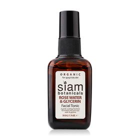 Siam Botanicals Organic Rose Water & Glycerin Facial Tonic 50g