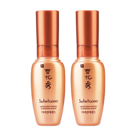 แพ็คคู่ Sulwhasoo Capsulized Ginseng Fortifying Serum (8mlx2pcs)
