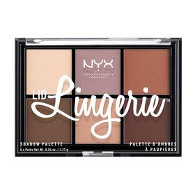 NYX Lid Lingerie Shadow Palette #LSP