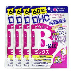 DHC-Supplement Vitamin B-mix 60 Days (60 Days x 4)