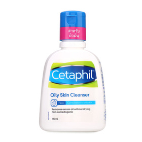 Cetaphil Oily Skin Cleanser For Oily and Acne Prone Skin Type 125ml