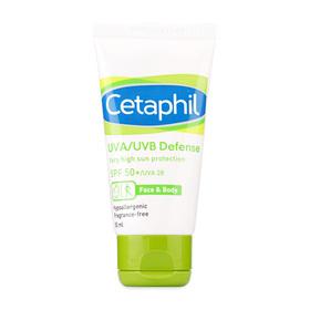 Cetaphil UVA/UVB Defense SPF50+ 50g