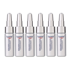 Eucerin Hyaluron HD Filler Concentrate Serum Set (5mlx6pcs)
