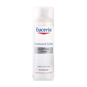 Eucerin Dermato Clean Clarifying Toner 200ml (No Box)