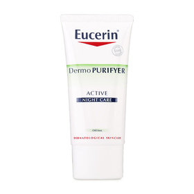 Eucerin Dermo Purifyer Active Night Care 50ml