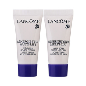 แพ็คคู่ Lancome Renergie Yeux Multi-Lift Lifting Firming Anti-Wrinkle Eye Cream (5mlx2pcs)