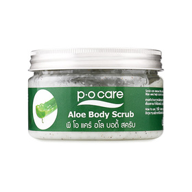 P.O. Care Aloe Body Scrub 250ml