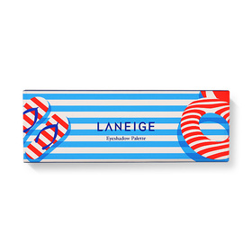 Laneige Summer Collection Marine Girl Boy Eyeshadow Palette