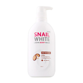Snailwhite Cream Body Wash Deep Moisture 500ml