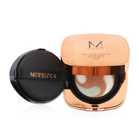 Merrez'ca Multi-Function Perfecting Essence Cushion SPF50+/PA+++ 15g #Green