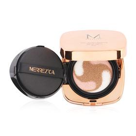 Merrez'ca Multi-Function Perfecting Essence Cushion SPF50+/PA+++ 15g #Pink