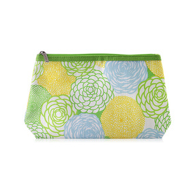 Clinique Mix Flowers Green Bag