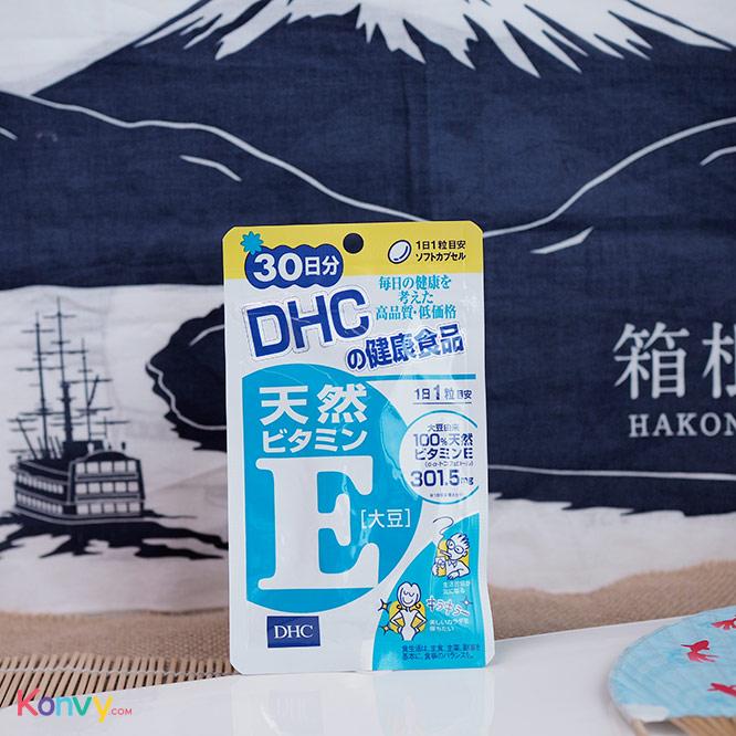 DHC-Supplement Natural Vitamin E Supplement 30 Days_1