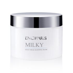 Encharis Milky Goat Milk Sleeping Mask 70g