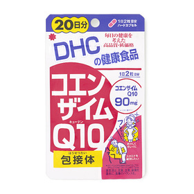 DHC-Supplement coenzyme Q10 20 Days