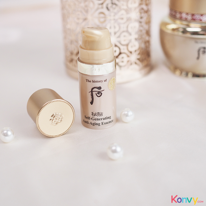 The History Of Whoo Bichup Self-Generating Anti-Aging Essence 8ml_1
