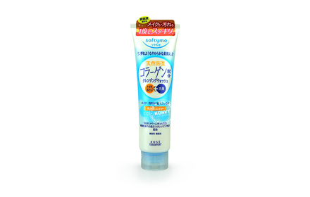KOSE Softymo Super Cleansing Wash (C) C 190g