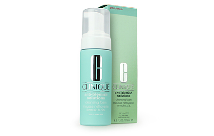 Clinique Anti-Blemish Solutions Cleansing Foam 125ml