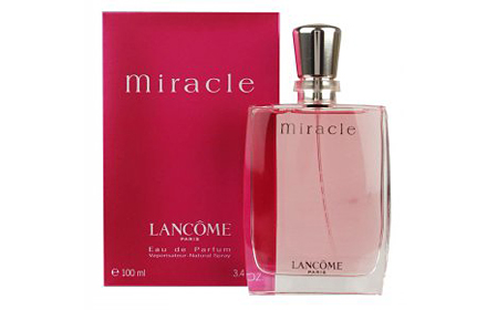 Lancome Miracle Eau De Parfum Spray 100ml