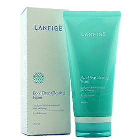 Laneige Pore Deep Clearing Foam 160 ml.