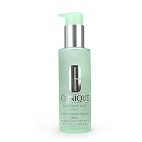Clinique Liquid Facial Soap Mild 200ml