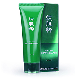 Kose Junkisui Foaming Wash 115ml