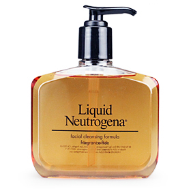 Liquid Neutrogena Facial Cleansing Formula 236ml