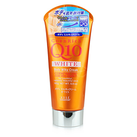 Kose Coenrich Q10 White Body Milky Cream Deep Moisture 160g(Orange)