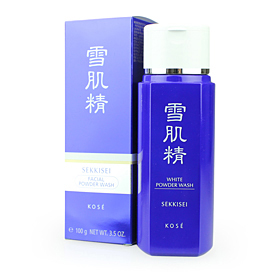 Kose Sekkisei Facial Powder Wash 100g