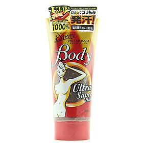 Sana Esteny Body Hot Massage Ultra Super Hard 240g.
