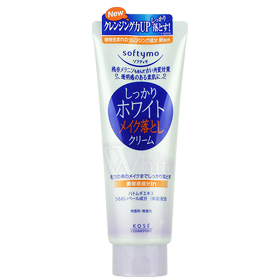 KOSE Softymo White Cleansing Cream C  210g