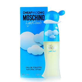 Moschino Light Clouds Eau De Toilette for Women 30ml
