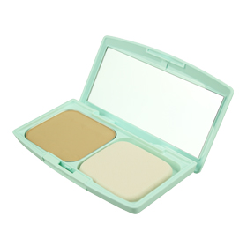 CEZANNE UV Foudation EX Plus Powder SPF23PA++ #EX1 Cream Beige