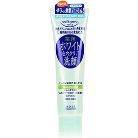 Kose Softymo White Washing Foam Pore Clear 150g