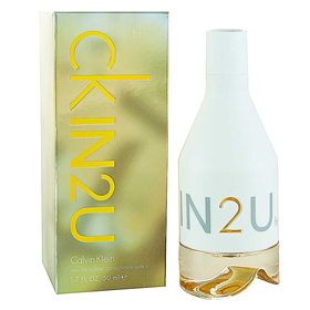 Calvin Klein CK IN 2U Her Perfume 50ml