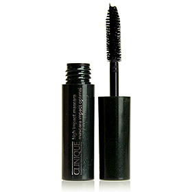 แพ็คคู่ Clinique high impact mascara optimal #01 BLACK (3.5ml x 2)