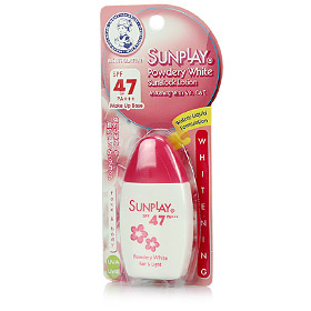 Mentholatum Sunplay Powdery White SPF47 PA+++ 35g