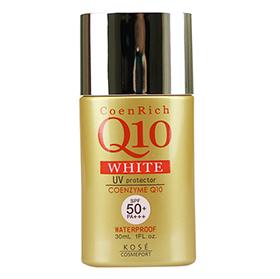 Kose Coenrich Q10 White UV Protector SPF50+PA+++ 30ml
