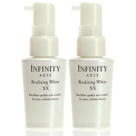 แพ็คคู่ Kose Infinity Realizing White XX Serum 15ml