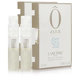 แพ็คคู่ Lancome O d'AZUR EDT Perfume