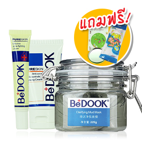 Bedook Acne Fighting Special Set 3 Items