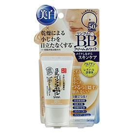 SANA Namerakahonpo BB Cream White 30g